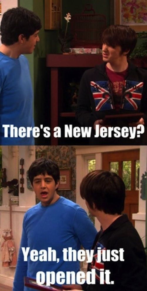 "Apparently they made a new one: | The 28 Most Important Lessons We Learned From ""Drake And Josh"""