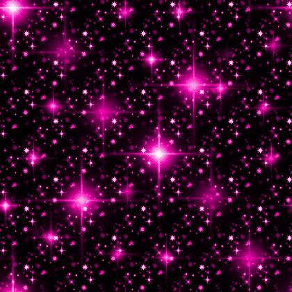 Black and pink stars beveled and indented black for Purple brick wallpaper
