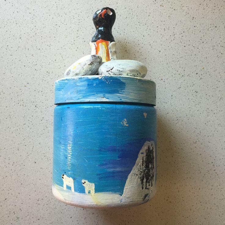 Frankie Smith Aboriginal Homage HWPS 2015 Smart Art