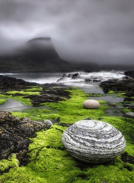 Isle of Skye, Scotland - Wow!  This is where my breed originated!  Just beautiful
