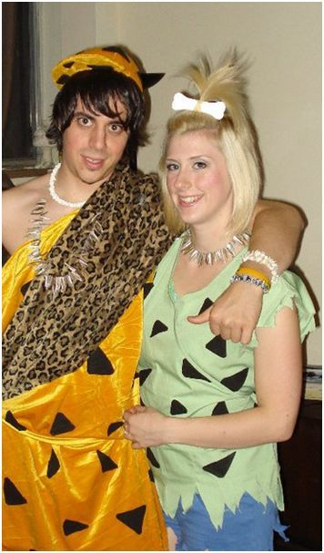 35 best costume ideas images on pinterest halloween prop diy couples costume pebbles and bam bam with only one week left until halloween i thought this was a great time to share my quick and easy do it yourself solutioingenieria Gallery