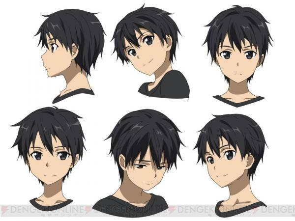 Sword Art Online Fairy Dance Arc Character Design Published