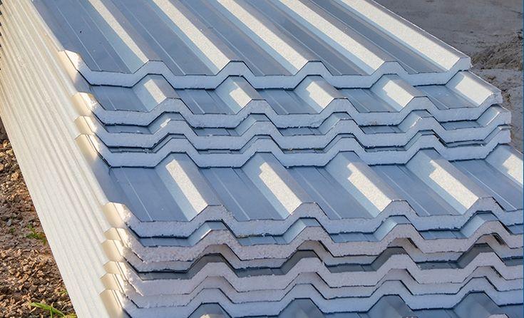 Por que optar por telhas de zinco com EPS Isopor®?