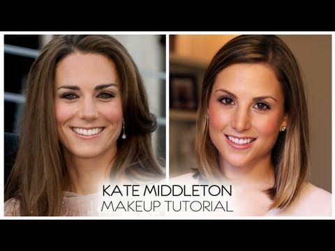 Kate Middleton- Makeup Tutorial love the way she goes though each step