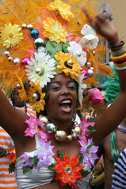 World faces - Wereld gezichten   ( Bahia/Brazilië/Carnaval )