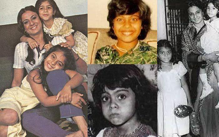 Birthday Special: Rare Pics of Kajol at 40
