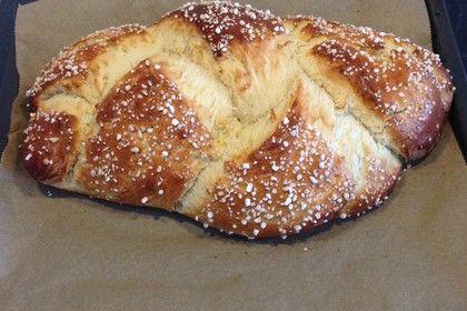 Hermann-Hefezopf, ein leckeres Rezept aus der Kategorie Brot und Brötchen…