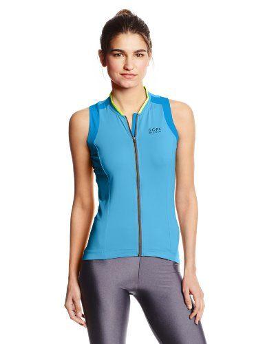 Gore Bike Wear Women's Power 3.0 Lady Singlet, Ice Blue/Waterfall, XX-Large Gore Bike Wear http://www.amazon.com/dp/B00E90YY22/ref=cm_sw_r_pi_dp_uunVwb1QK2XMN