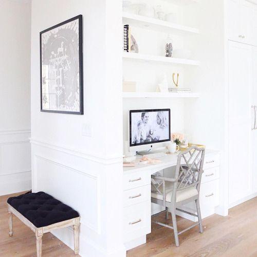 Las mejores oficinas en casa 23 dise o interiores y for Mejores apps de diseno de interiores