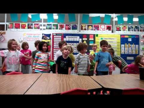 The Phonics Dance - YouTube ... alphabet version