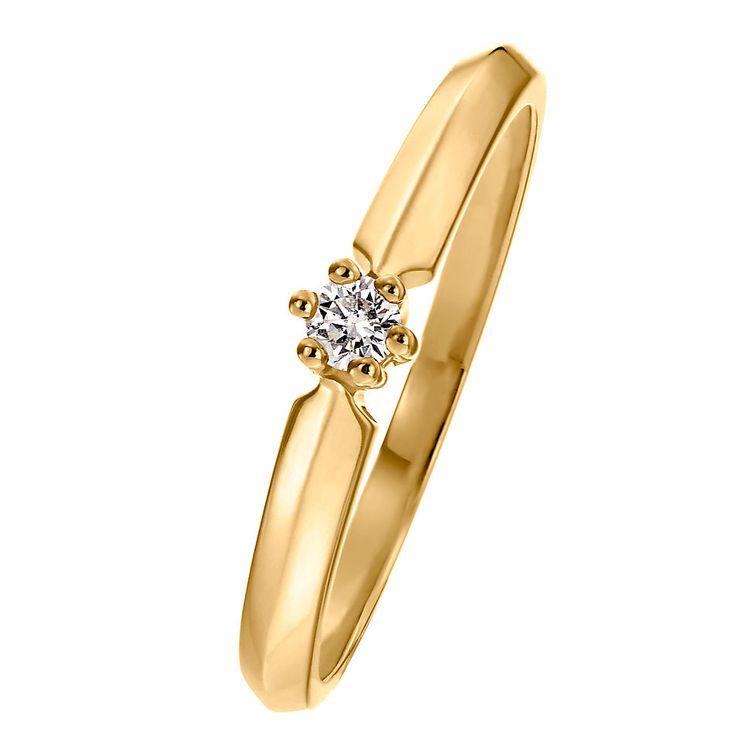 CHRIST Diamonds Damenring 60050929
