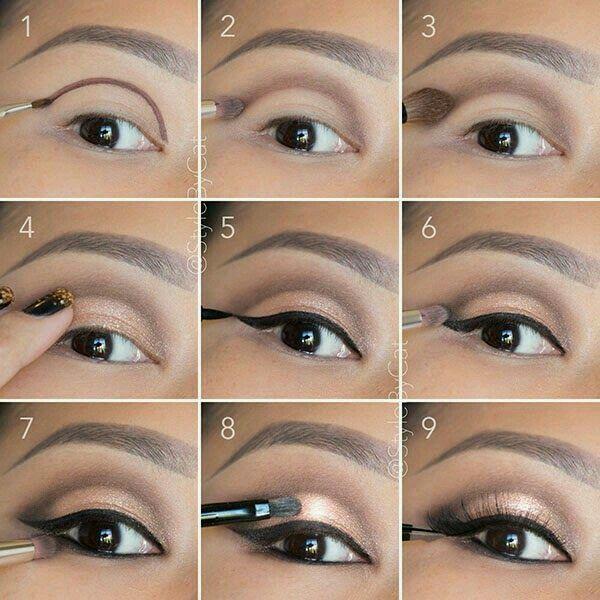 6 tutos make up inédits pour mettre vos yeux en valeur