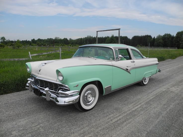 1956 Ford Fairlane Crown Victoria For Sale | All Collector Cars