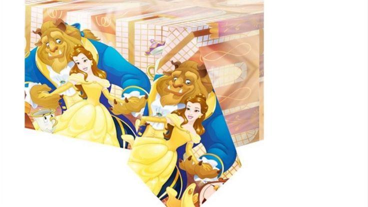 Belle en het Beest feestartikelen bij Feestwinkel Altijd Feest.