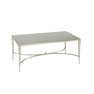 "Hammary Furniture - 173-910 -MALLORY :: RECTANGULAR COCKTAIL TABLE  19.00""H x 48.00""W x 28.00""D"