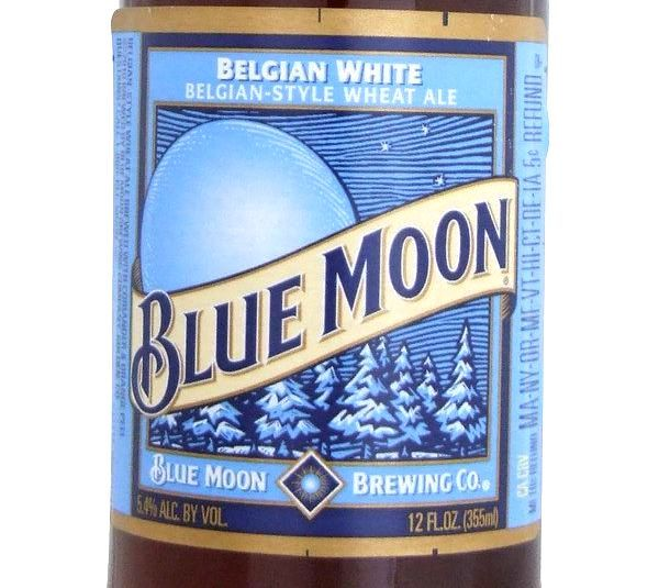 Blue Moon Belgian White Ale 355ml Beer in New Zealand - http://www.mexicanbeer.co.nz/beer-from-mexico-in-nz/blue-moon-belgian-white-ale-355ml-beer-in-new-zealand/ #Mexican #beer #NewZealand