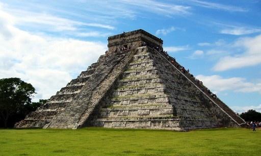 Chichen itza-Messico