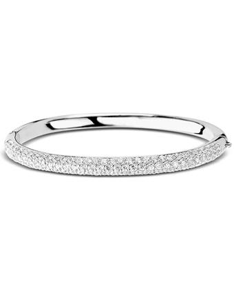 Ti Sento 2275 White Zirconia Bracelet  Available at: www.always-forever.com