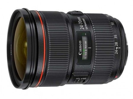 Canon reduz preços de várias objetivas L