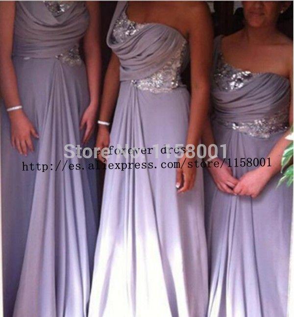 Купить товарНовый высокое качество vestido де феста секс Bridemaid платье одно плечо блестками шифоновых линия лонг Bridemaid платья 2015 в категории Платья подружек невестына AliExpress.        Вы можете также:                   <<Фото посмотреть>>             &nbs