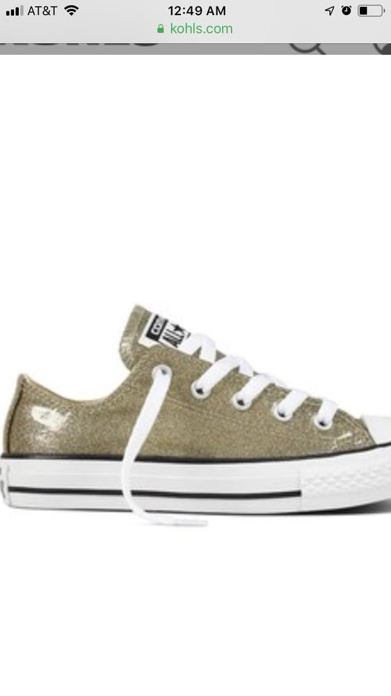 Toddler Girls Converse Size 11  fashion  clothing  shoes  accessories   babytoddlerclothing   9c5ef0eb0