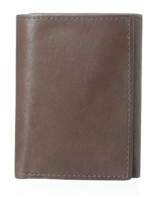 53% OFF Joseph Abboud Men's Antique Leather Trifold (Dark Brown)
