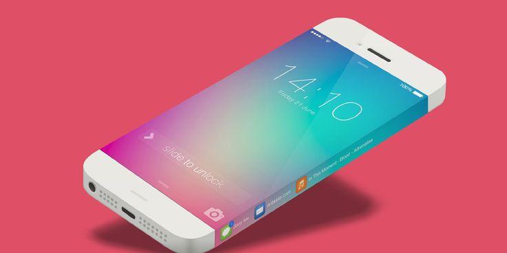 Apple : l'iPhone 6 et l'iWatch seront-ils solaires?