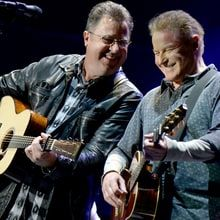 Vince Gill & Don Henley July 15, 2017 classic west