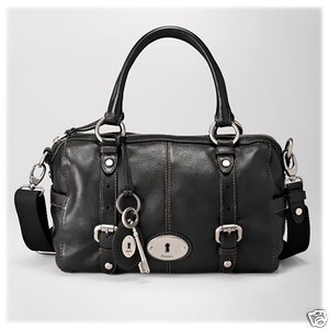 Fossil Maddox Large Satchel Black SOLD | eBay www.darlingdiscounts.com