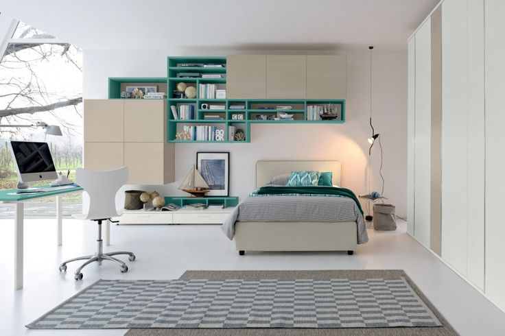 Golf collection - Kids' bedroom ideas | Colombini Casa