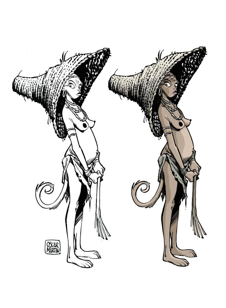 Brushes For Character Design : Best character african images on pinterest