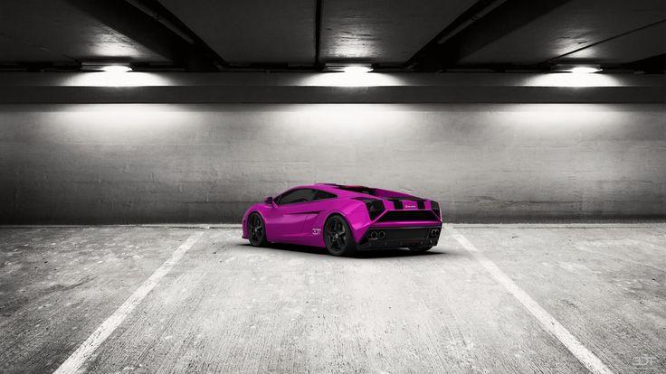 Checkout my tuning #Lamborghini #Gallardo 2005 at 3DTuning #3dtuning #tuning