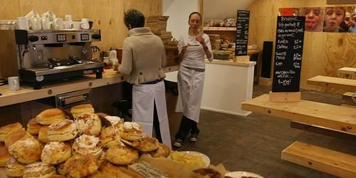 The Town Mill Bakery, 2 Coombe Street, Lyme Regis, DT7 3PY River Cottage Deli & Canteen, Trinity Square, Axminster , EX13 5AN I spent...