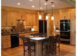 Kitchen Backsplash Pictures With Oak Cabinets backsplash for kitchen with honey oak cabinets - google search