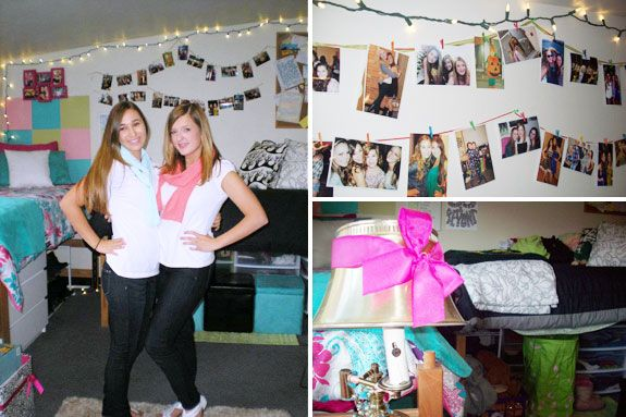 Dormspiration Modern Country, Nautical, and Sorority Chic  ~ 055653_Sorority Dorm Room Ideas