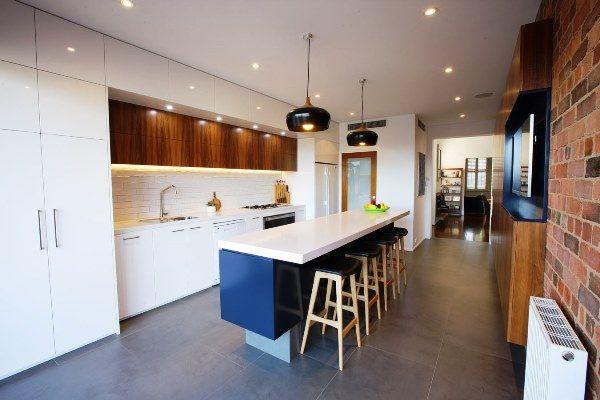 Designer Russell Henderson Brunswick Kitchen