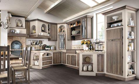 Cucina Elena - Cucine Lube e Creo Corsico - Centro Cucine Lube Creo Trezzano