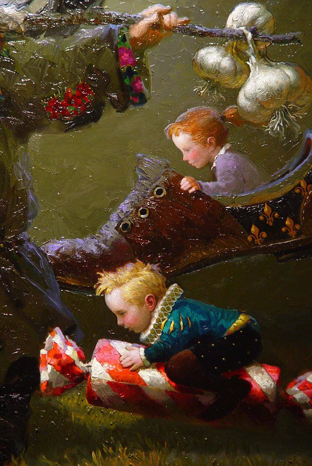 174 Best Art By Victor Nizovtsev Images On Pinterest Painting Fine Art Gallery And Merfolk