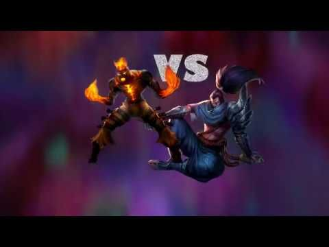 Who Wins? Let Us Know Who You Want To See Next! https://www.youtube.com/watch?v=aYMj3TlbWyE #games #LeagueOfLegends #esports #lol #riot #Worlds #gaming