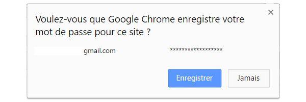 Comment exporter les mots de passe enregistrés sous Google Chrome #Tuto #Chrome
