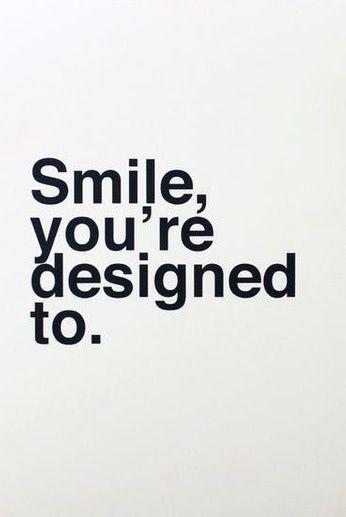 Smile... #quotes #motivation www.hb-dentistry.com