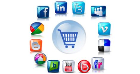 The #Future of #Mobile #Social #Shopping: Who is Doing It Right #mcommerce #ecommerce