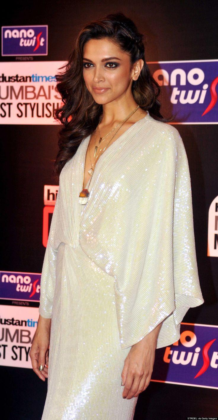 Deepika Padukone And Priyanka Chopra Best Dressed At 2014 HT Mumbai Most Stylish Awards