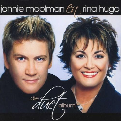 JANNIE MOOLMAN / RINA HUGO - Die Duet Album - South African CD CDVAT6183 *New*