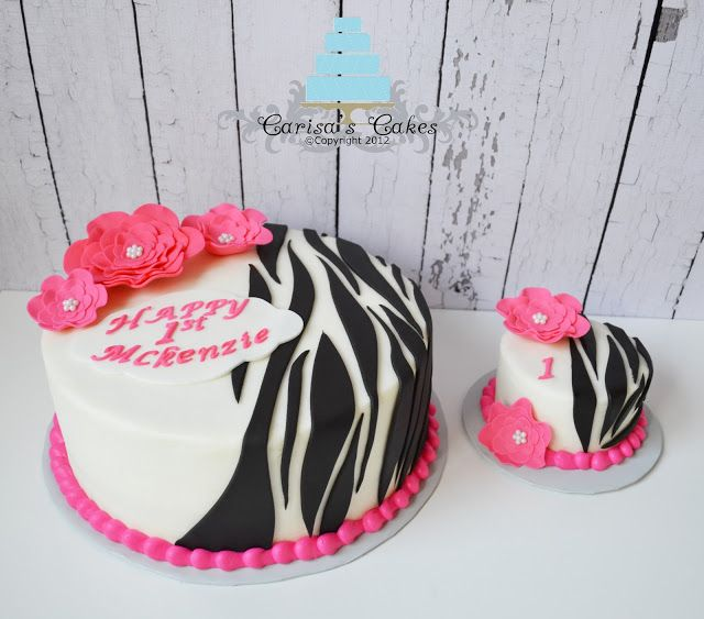 327 Best Images About Animal Print Cakes & And African