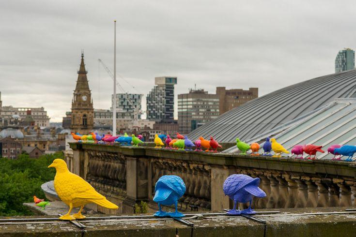 Belonging : Patrick Murphy  #art #public #installation