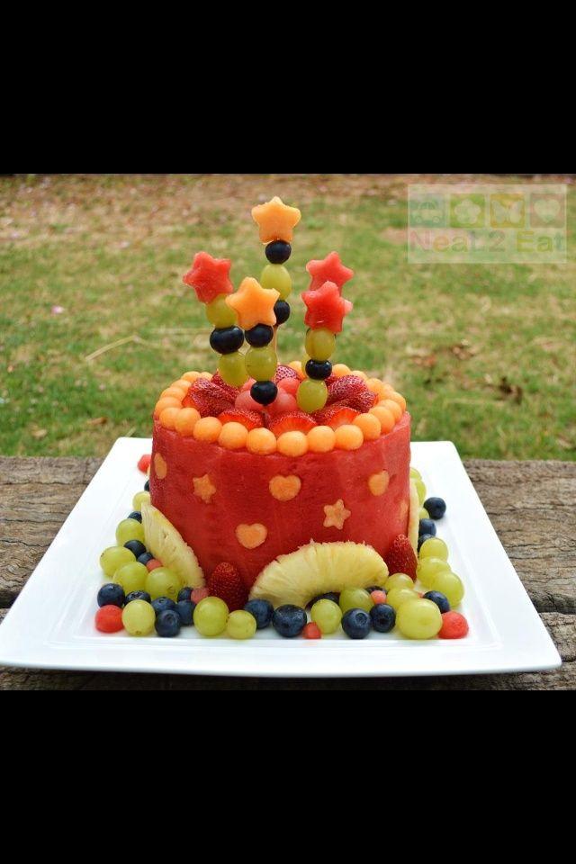 Fresh Fruit Cake Ideas 80390 | Fresh Fruit Cake Creative Ide  Fresh Fruit Cake Designs