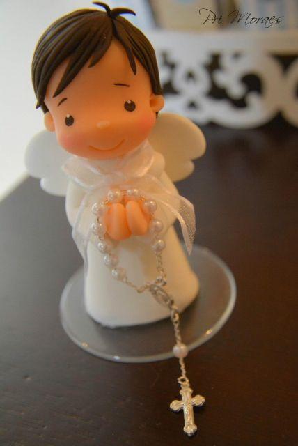 anjo topo de bolo batizado arteira_2010@hotmail.com