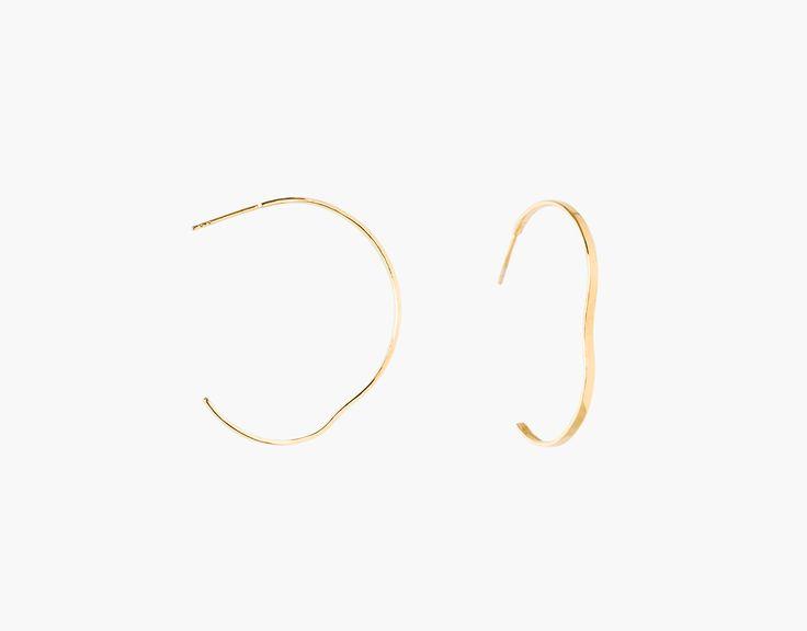 rett frem #jewelry | Hanka #earrings | Precjoza collection