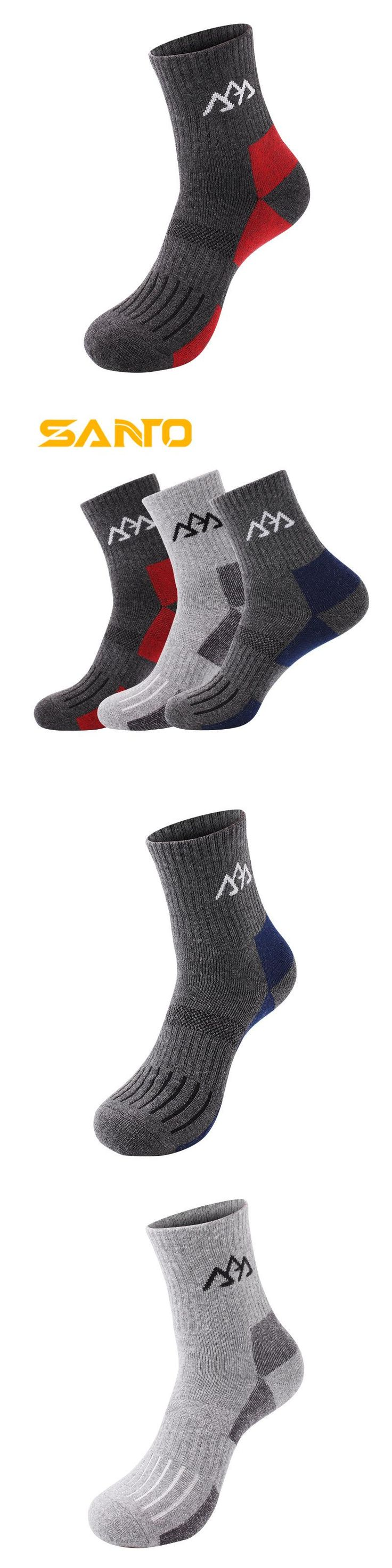 0cd2930e84a6 Calcetines Hombre Top Fashion Men Socks Casual Autumn/winter New  Santo/mountain Full -